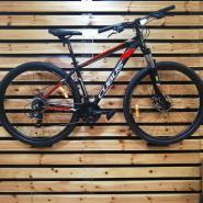 Велосипед Cubus 20-10  черно/красный