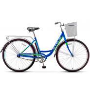 Велосипед Stels Navigator-345 20 арт.Z010 синий