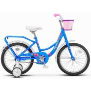 Велосипед STELS Flyte Lady 11 голубой арт.Z011