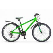 Велосипед Stels Navigator-620 V 19 неоновый-зеленый/черный арт.V010