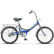 Велосипед Stels Pilot-310 13 артZ011 синий/черный