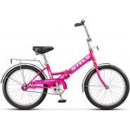 Велосипед Stels Pilot-310 13 артZ011 малиновый