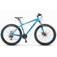 Велосипед Stels Navigator-660 MD 20 синий арт.V020