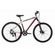 Велосипед HARTMAN Ingword Pro Disk 21'' 21ск. алюм, хром черно-красный мат.