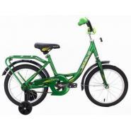 Велосипед STELS Flyte 9,5 зеленый арт.Z011