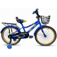 Велосипед Platin 2030-1 синий/желтый
