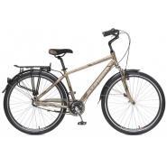 Велосипед Stinger Blazer 18V, алюм. 3-ск., коричневый