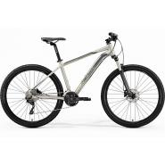 Велосипед Merida Big 7 80-D 17''M '19 MattTitan/Black/Silver (27,5)