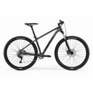 Велосипед Merida Big Nine 200 20''XL '19 MattBlack/Silver/Blue (29'')