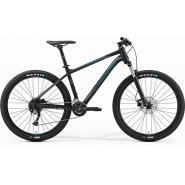 Велосипед Merida Big 7 200 19''L '19 MattBlask/Silver/Blue (27,5'')