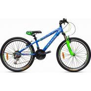 Велосипед Faraon V2420 сине/зеленый
