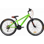 Велосипед Faraon V2420 зелено/черный