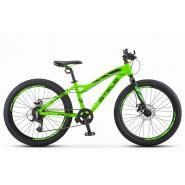 Велосипед Stels Adrenalin MD 13,5 неоновый-лайм арт.V010