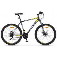 Велосипед Десна-2710 MD 19 серый/желтый V020