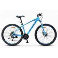 Велосипед Stels Navigator-710 MD 19 синий арт.V010