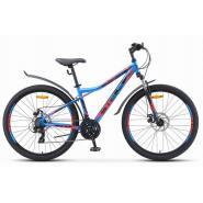 Велосипед Stels Navigator-710 MD 15,5 черный арт.V010