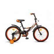 16 Вел-д SPORT-16-6 черно-оранжевый