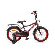Велосипед MaxxPro ONIX-М18-1 черно-красный