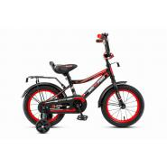 Велосипед MaxxPro ONIX Z12601 матовый черно-красный