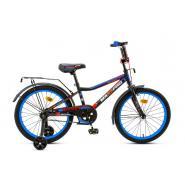 Велосипед MaxxPro ONIX-18-4 матовый черно-синий