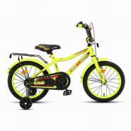 Велосипед MaxxPro ONIX-М16-2 желто-красный