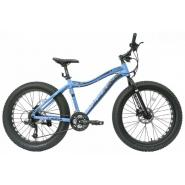 26 Вел-д ТechTeam Lavina 18 FAT bike синий