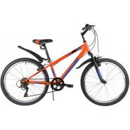 Велосипед Foxx Mango 12'', оранжевый