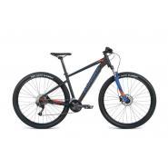 Велосипед 29'' Вел-д FORMAT 1412 27ск, М черный мат.