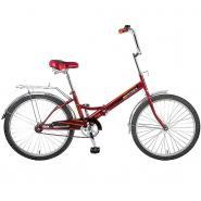 Велосипед NOVATRACK 24'', TG, скл, 6-ск, фиолет