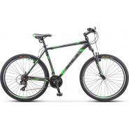 Велосипед Stels Navigator-900 MD 19'' черный/зеленый арт.F010