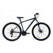 Велосипед Stels Navigator-900 MD 19'' черный/синий арт.F010