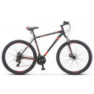 Велосипед Stels Navigator-900 V 21'' черный/красный арт.F010