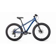 Велосипед FORWARD BIZON MINI 7ск, 13'' синий