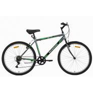 26 Вел-д Mikado Blitz Lite V, 6ск, серый/зеленый