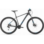 Велосипед CUBE AIM SL 27.5 iridium'n'blue 16'' 19