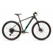 Велосипед CUBE ANALOG 29 black'n'green 17'' 19