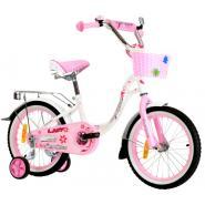 Велосипед Nameless LADY белый/розовый