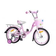 Велосипед Nameless LADY розовый/белый