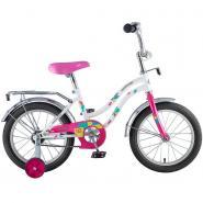 Велосипед NOVATRACK 14'',TETRIS, WT20, белый