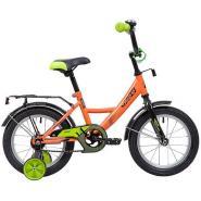 Велосипед NOVATRACK 14'',VECTOR,OR20, оранжевый