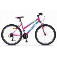 Велосипед Десна-2600 V 17 розовый/синий артV030