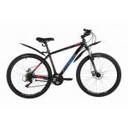 Велосипед Stinger Caiman D 18 черный (2020)