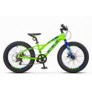 Велосипед STELS Adrenalin MD 11 неоновый-лайм арт.V010