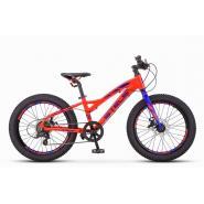 Велосипед STELS Adrenalin MD 11 неоновый-красный арт.V010