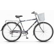 Велосипед Stels Navigator-350 Gent 20 арт.Z010 серый