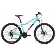 Велосипед Welt Edelweiss 1.0 HD 27 2021 matt mint green S/15,5'