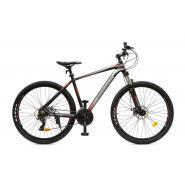 Велосипед HOGGER 'MANAVA' МD 19'' 21ск, алюм черно-красный