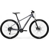 Велосипед Merida Big Nine 200 20''XL '20 GlossyAnthracite/Black/Silver (29'')
