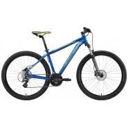 Велосипед Merida Big 7 15-D 15''S '20 SilkMediumBlue/Silver/Yellow (27,5'')