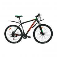 Велосипед Nameless J9500D 21' 21ск, черный/оранжевый